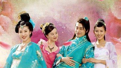 Мужчина из династии Тан